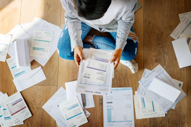Overwhelmed by bills